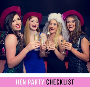 Hen Party Checklist