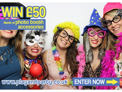 Photo Booth Competition