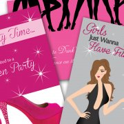 Hen Party Invitations