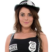 Police Women Fancy Dress