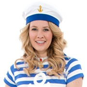 Sailor Girl Fancy Dress