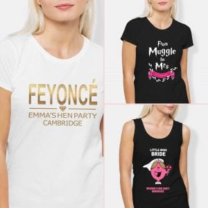 17c4f1552 Personalised Items | Clothes and Accessories | Hen Party Superstore