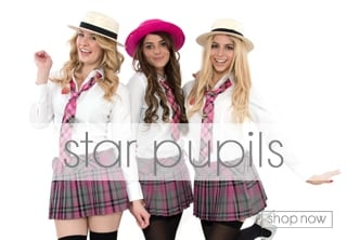 School Girl Hen Party Theme - Hen Party Ideas