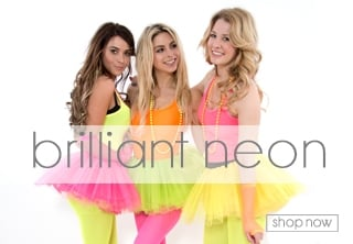 Neon Fancy Dress Theme - Hen Party Ideas