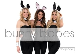 Bunny Girls Fancy Dress Theme - Hen Party Ideas
