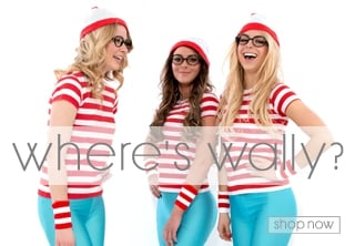 Where's Wally? Fancy Dress Theme - Hen Party Ideas