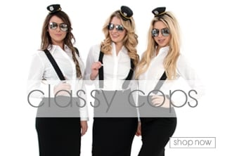 Police Fancy Dress - Hen Party Theme Ideas