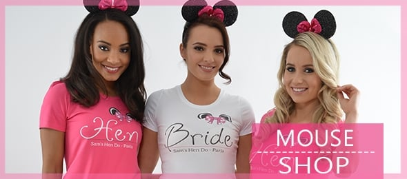 Minnie Mouse Hen Party