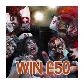 WIN £50 Of Halloween Fancy Dress!