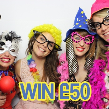 COMPETITION> Win A Photo Booth Prop Box Worth £50