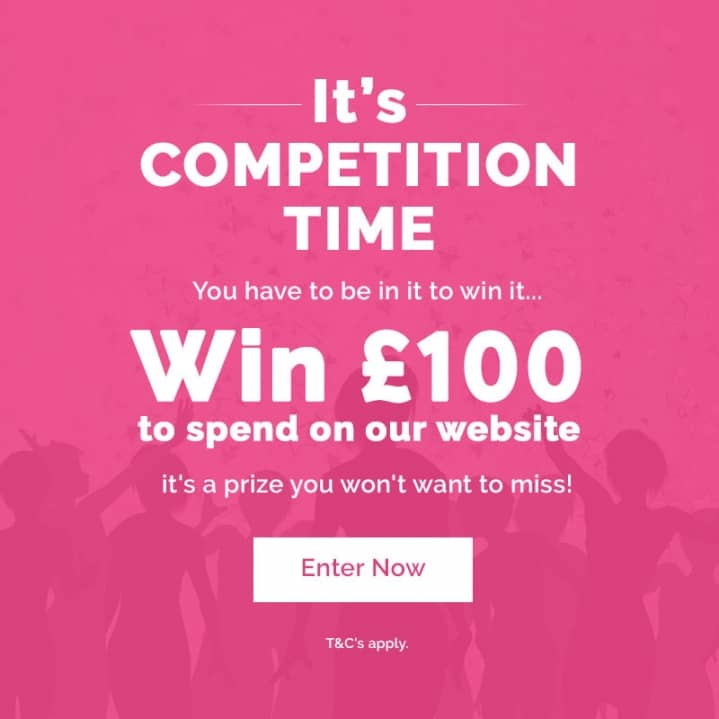 Win £100 0f Hen Party Goodies
