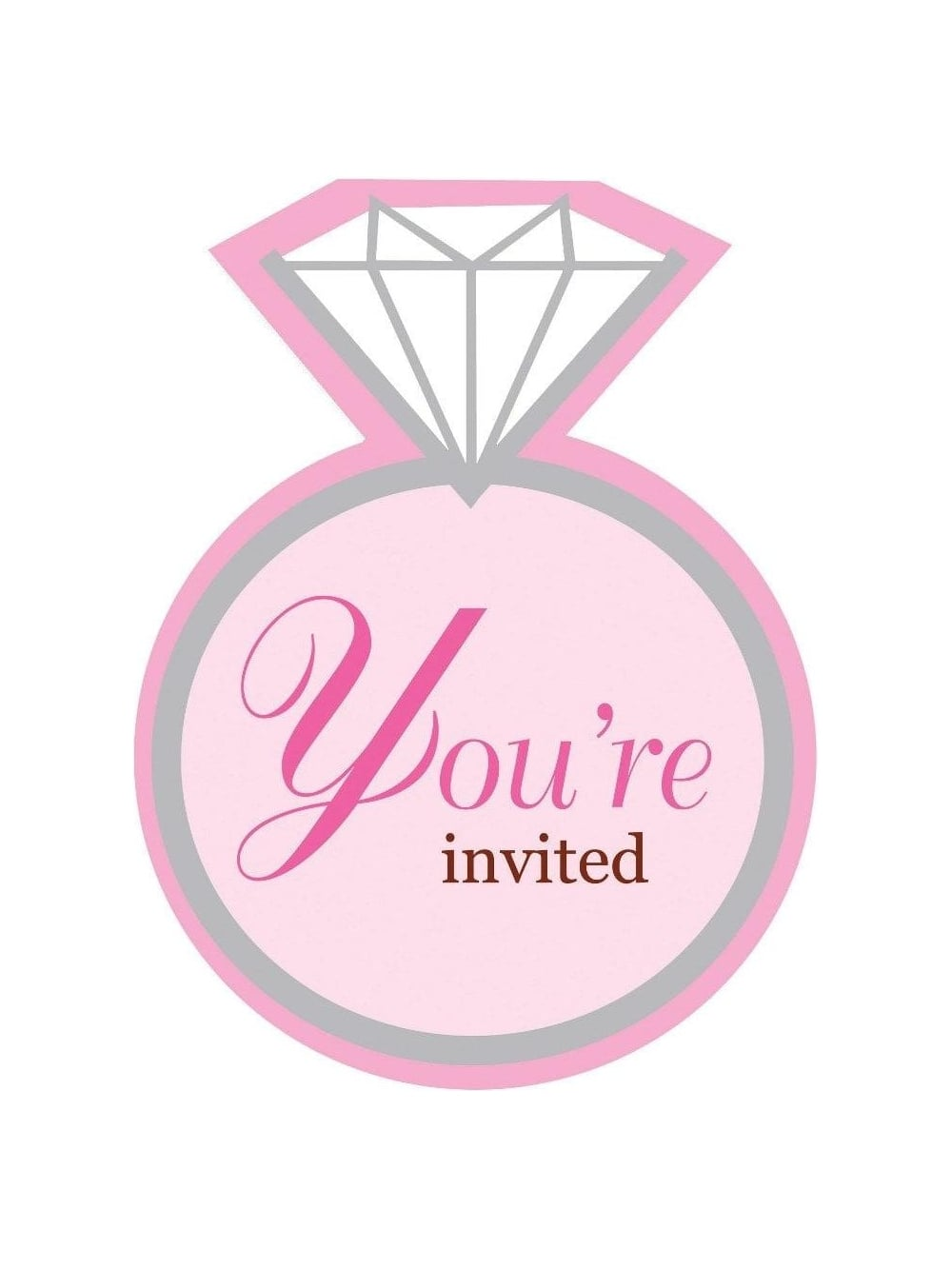 Party Invitations | Hen Party Superstore