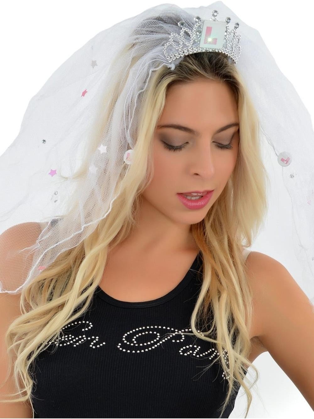 Bridal tiaras and veils - Bridal Tiaras And Veils 37