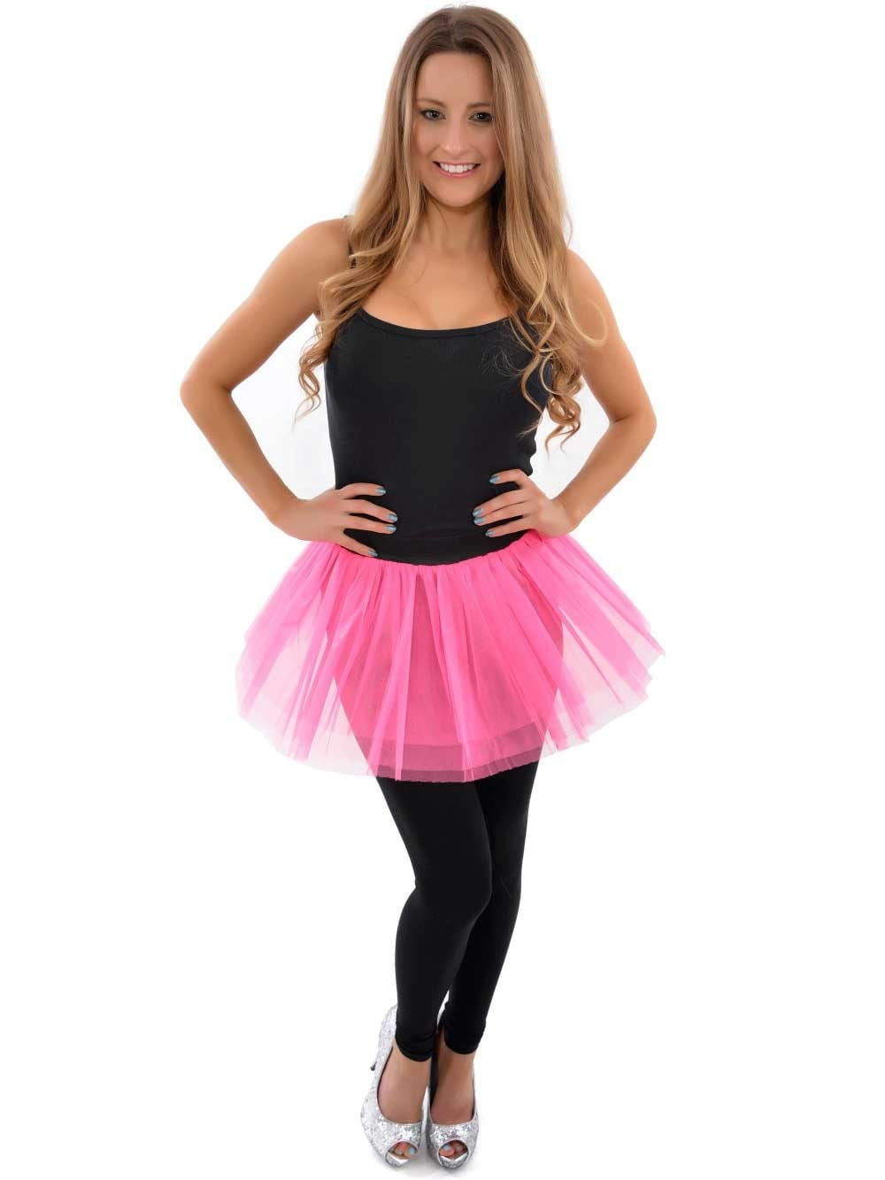 Neon Fancy Dress | 80\'s Neon Fancy Dress | Hen Party Superstore