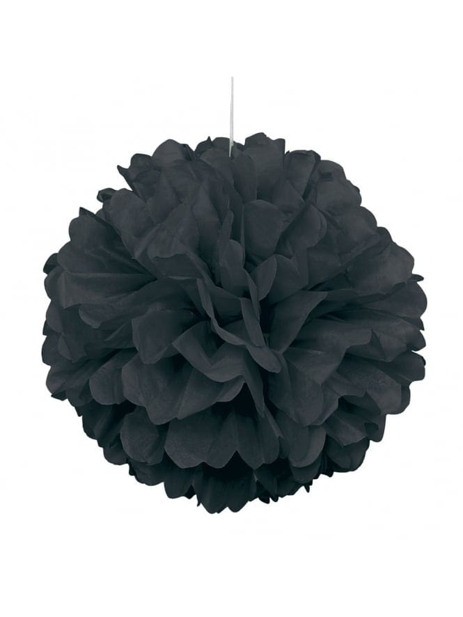 Black Hanging Hen Party Decoration