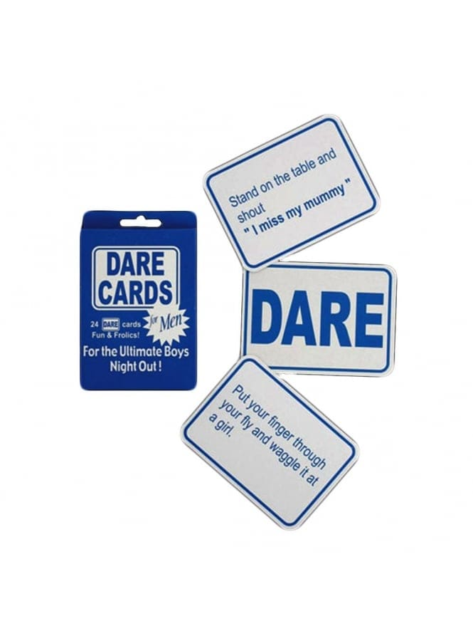 Stag Night Dare Cards Stag Night Accessories Hen Party Superstore