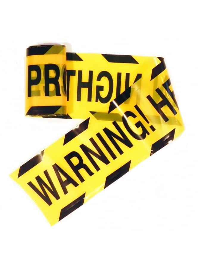 Hen Party Warning Tape