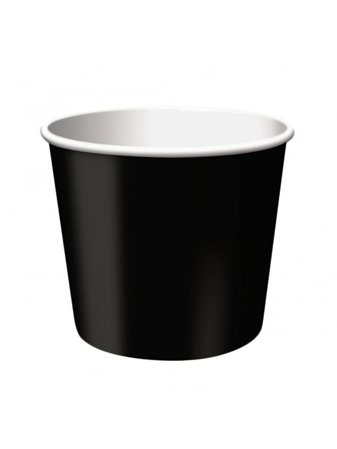 Hen Party Buffet- Black Bowls Treat Cups