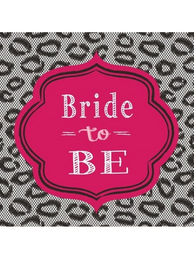 Hen Party Bride To Be Napkins/Serviettes