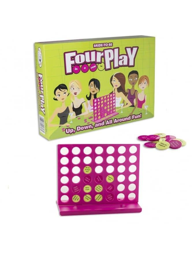 Connect Four Hen Party Game