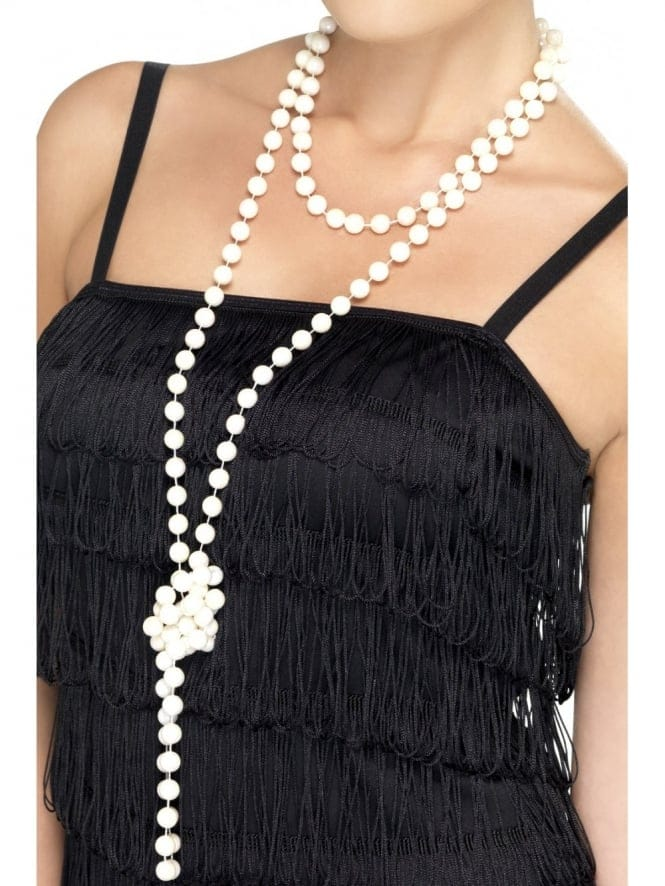 1920s Pearl Necklace, Beads