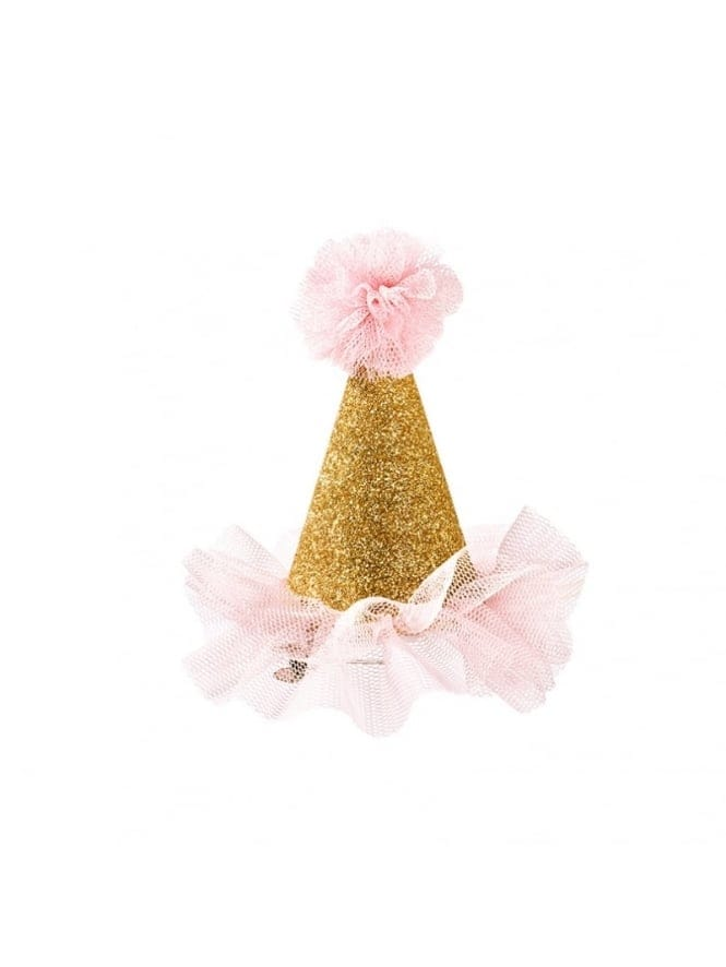 Pretty Mini Party Hats Hairslide