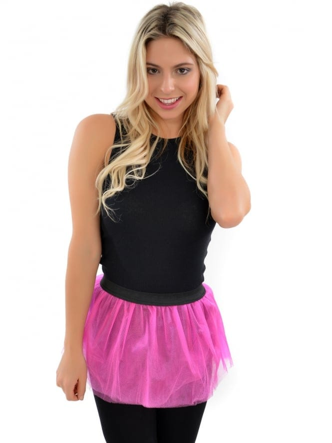 Cheap Pink Hen Party Neon Tutu