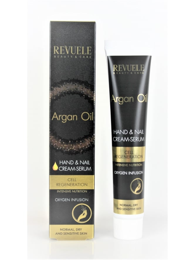 Beauty Bag Filler Revuele Argan Oil Hand And Nail Serum