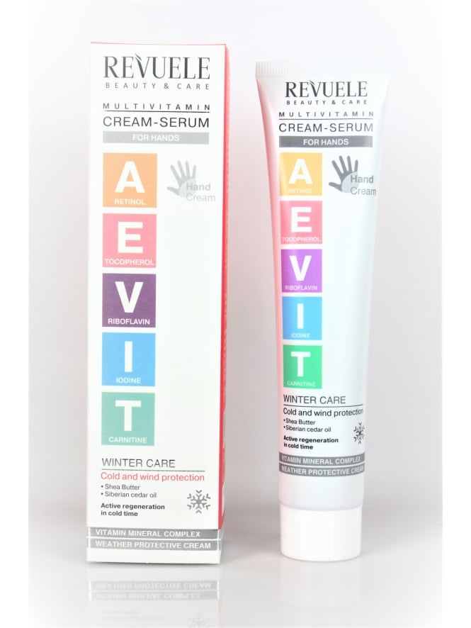 Beauty Bag Filler Revuele Multivitamin Hand Cream