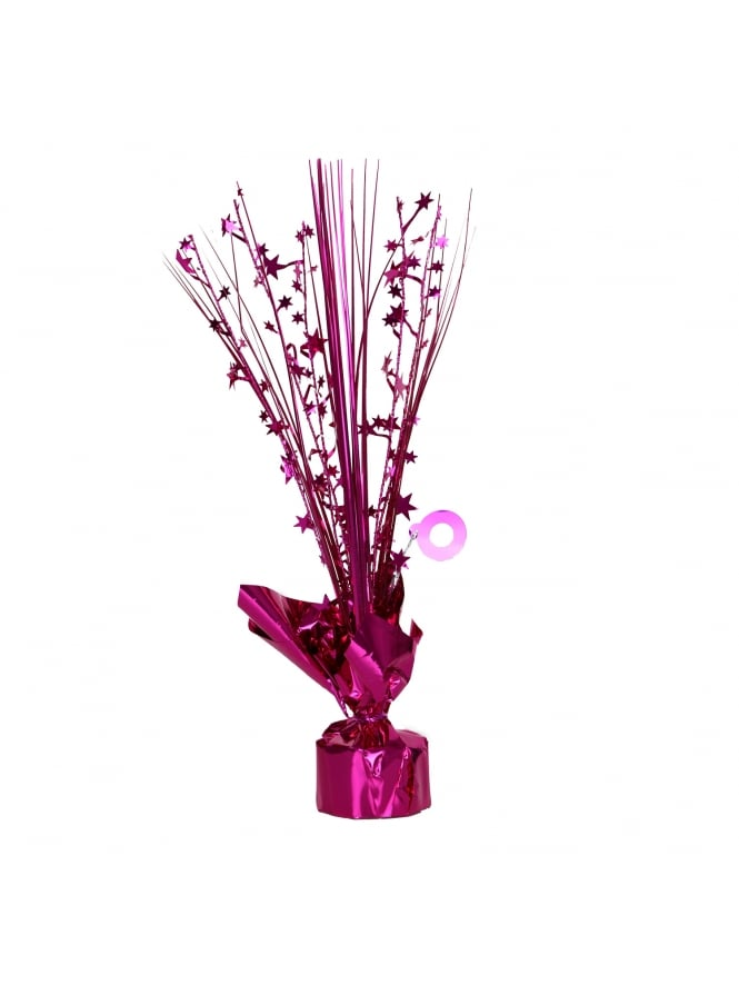 Balloon Weight Centerpiece Pink