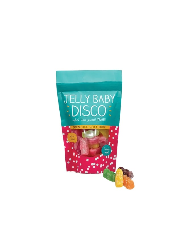 Candy Buffet Sweet Pack, Jelly Baby Disco!