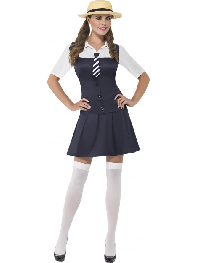 Posh School Girl Costume