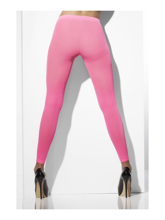 Fancy Dress Neon Footless Tights