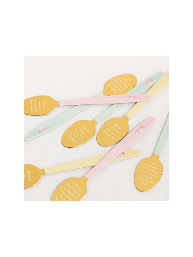 Truly Scrumptious Social Stirrers