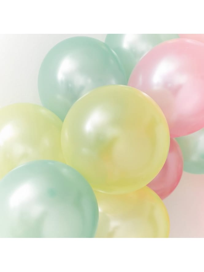 We Heart Pastels Balloons