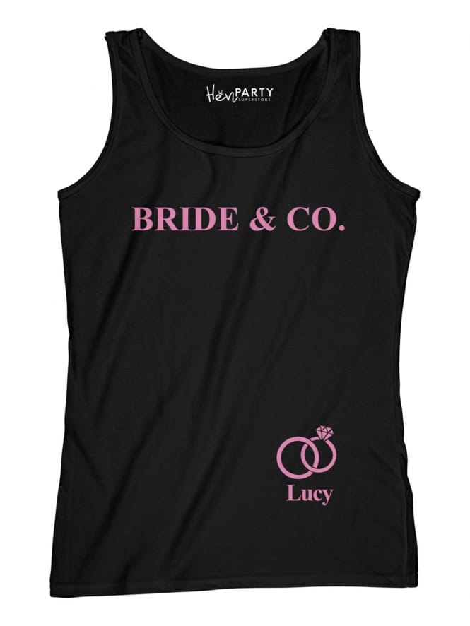 Hen Party Superstore Bride & Co. Hen Party T-Shirts