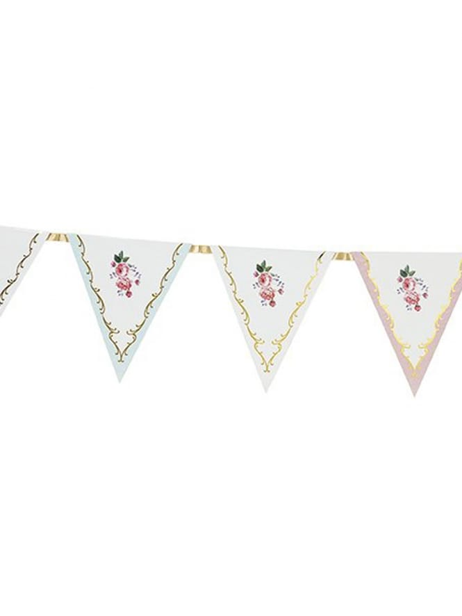 Truly Chintz Vintage Bunting