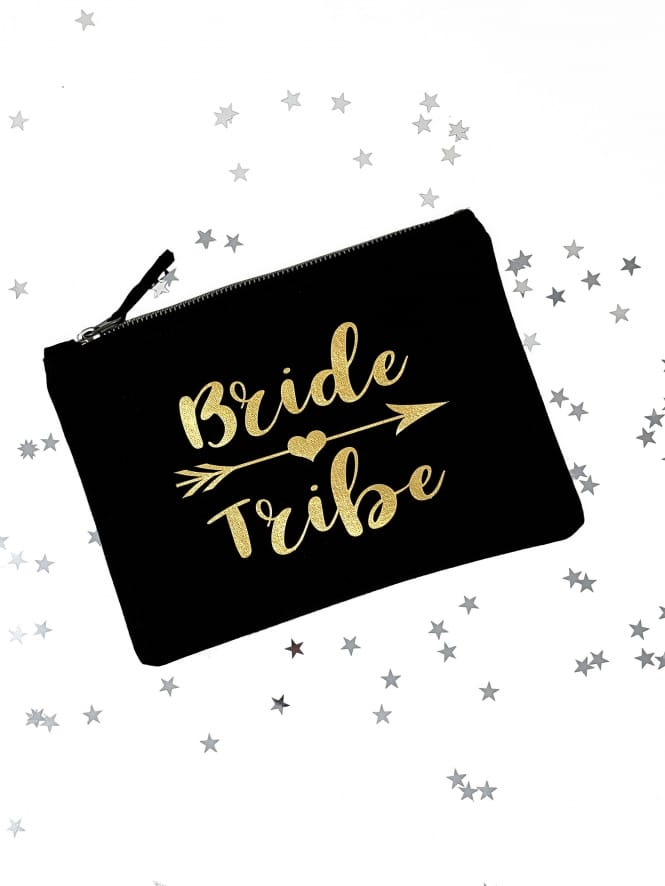 Hen Party Superstore Bride Tribe Make-Up/Accessory Bag