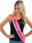Value Maid Of Honour Hen Party Sash