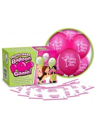 Truth or Dare Balloon POP Game!