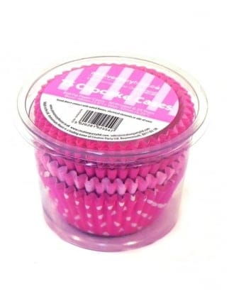 Pink Hen Party Cupcake Cases (Pk Of 75)