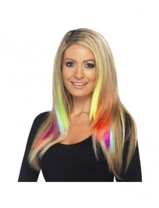 Long Clip In Hair Extension Pack of Two (7 Colours)