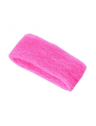 Fancy Dress Neon Pink Headband