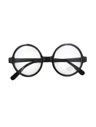 Fancy Dress School Round Specs /Glasses