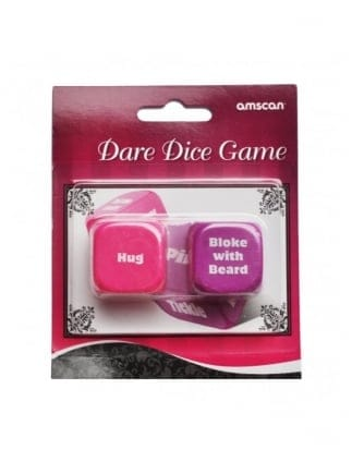 Hen Party Dare Dice Game
