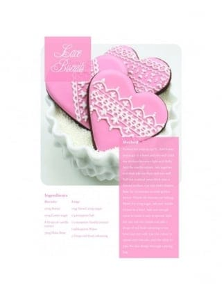 Lace Hen Party Biscuits