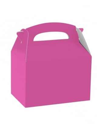 Coloured Party Boxes/ Hen Party Gift Bag Boxes