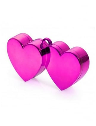 Hen Party Balloon Weights Love Hearts Weight