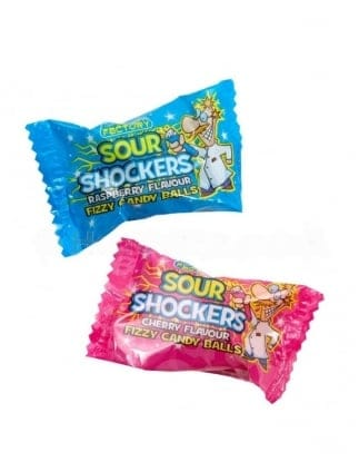Sour Shockers Hen Party Gift Bag Sweets
