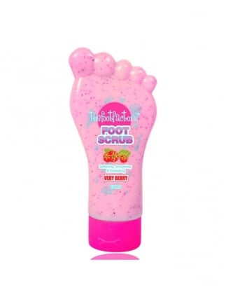 Hen Party Bag Fillers Pink Foot Scrub